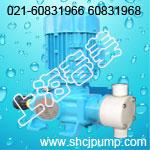 上海春姜KD系列机械隔膜计量泵